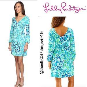 """Lilly Pulitzer """"Fleur"""" Dress L"""